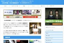 VOD 動画配信サービス早分かりサイト
